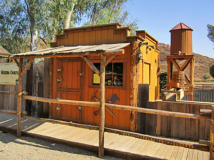 Southern California Custom Wood Rustic Shed Builder